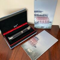 MontBlanc Mark Twain Writers Edition Fountain Pen Limited New 105635