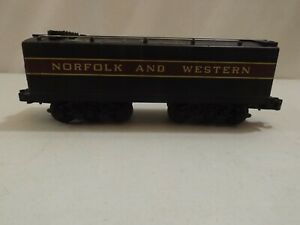 O gauge MTH Rail King Norfolk & Western water tender in original box