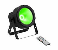 Eurolite LED SLS-30 COB QCL Floor Spot Lichteffekt RGBW 30W DMX IR Fernbedienung