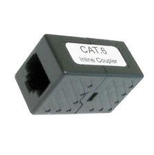 CAT 6 Premium Inline Network RJ45 Ethernet LAN Coupler JOINER 8/8