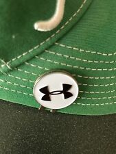 (1) Under Armour Golf Ball Marker with Magnetic Hat Clip