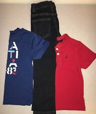 toddler boy Nautica clothes outfit