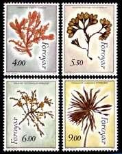 Faroe Islands 1996 Seaweeds, Kelp & Wrack, UNM / MNH
