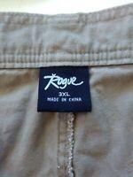 mens Rogue pants, Size  3XL, Green, Cotton