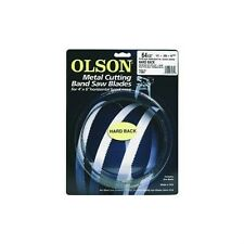 "Olson 71864 Metal Band Saw Blade 64-1/2"" Long x 1/2"" Wide 18 TPI"