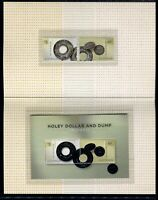 2013 Holey Dollar & Dump - Post Office Pack With Stamps & Mini Sheet