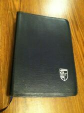 The Ryrie Study Bible Spanish Bonded Black Leather 1978 Moody Word Of Life KJV