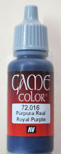 Vallejo Game Color Paint: 17ml  Royal Purple  72016