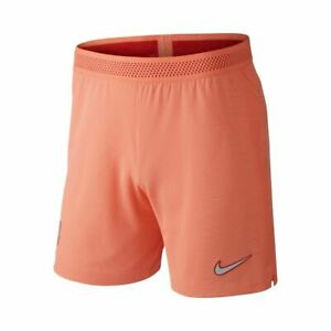 Nike FC Barcelona 18/19 Vapor Match Soccer Shorts 3rd Kit Pink-Silver 940536-693