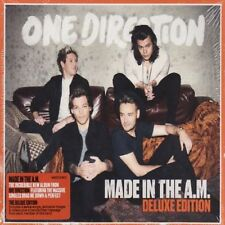 ONE DIRECTION - MADE IN THE A.M (DELUXE) [CD]