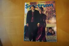 Spectrum Magazine (1994) #28 Angel Roswell Sci-Fi Movie TV Comic Book Fanzine NM