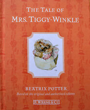 The Tale of Mrs Tiggy Winkle by Beatrix Potter [Hardback]