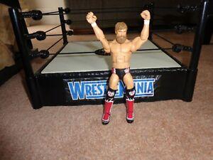 DANIEL BRYAN Basic Series 35 Mattel 2012 Wrestling Action Figure