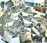 Bulk Vintage Wholesale 300 Antique Postcards RPPC Real Photo Postcard Ephemera