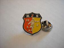 a1 RJS HEPPIGNIES LAMBUSART FLEURUS FC club football calcio pins belgio belgium