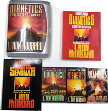 Dianetics Books, Videos, Seminar and Auditor Course Complete