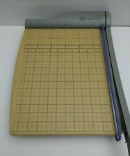 GBC Classic Cut Guillotine CL310 Paper Cutter 15 Sheet Cap. Trimmer
