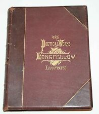 1879: The Poetical Works of Henry Wadsworth Longfellow Illustrated