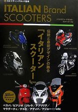 Italian Brand Scooter Collection Book