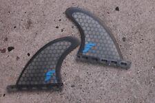 New listing Futures Fins QD2 3.75 Honeycomb Surfboard Quad Rear 2 Fin Set
