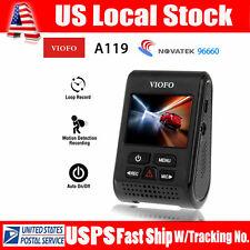 VIOFO A119 Capacitor  OV4689 Cmos Lens 2K HD 1440p Video Record Car Dash Camera