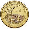 2015 NATIVE AMERICAN (SACAGAWEA) DOLLAR P or D 1-COIN BRILLIANT UNCIRCULATED