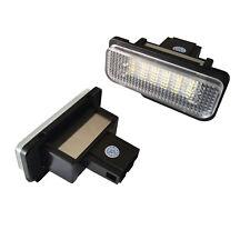 LED SMD SET MERCEDES Kennzeichenbeleuchtung Kennzeichen Leuchte - NEU