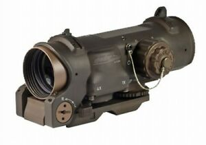Elcan SpecterDR 1-4x Sight w/ARMS Picatinny Mount FDE DFOV14-T2 | New