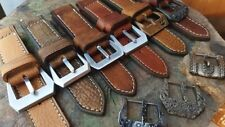 Large Strap 26 mm (XXL) 140/80 mm for Panerai  Buy 1 Strap Get 2 Buckle FREE