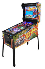 Hot Wheels Pinball Machine by American Pinball In Stock! Free Shipping!