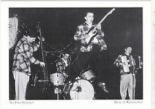 "*Postcard-""The Four Frantics"" (A Sock-Hop Party) @ Music in Washington (A61-2)"