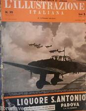 Bombardieri tedeschi Mussolini Ribbentrop e Ciano Sidi El Barrani Graziani WWII