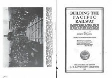 BUILDING THE PACIFIC RAILWAY Union Transcontinental pdf