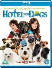 HOTEL FOR DOGS****BLU-RAY****REGION B****NEW & SEALED