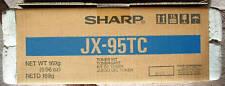 SHARP JX-95TC TONER KIT JX9500 - 9500PS Original Sealed