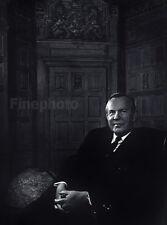 1965 ~ Canada Prime Minister LESTER B. PEARSON ~ KARSH