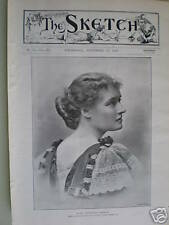 Page Miss Winifred Emery actress 1893