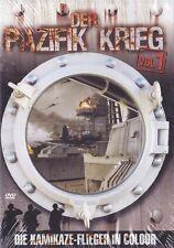 Der Pazifik Krieg Vol. 1 - Die Kamikaze Flieger in Coulor
