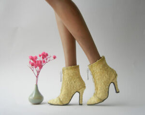 """Zhang_young shoes/boots  for  Tonner 22""""Tonner American Model doll (3-22AS-1)"""