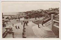 Essex postcard - The Promenade, Clacton on Sea - P/U 1939 (A422)