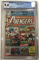 Avengers Annual #10 (1981) - 1st APPEARANCE OF ROGUE! (CGC 9.4) RARE NEWSSTAND!