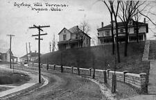 Old Photo. Logan, Ohio.   Spring Hill Terrace