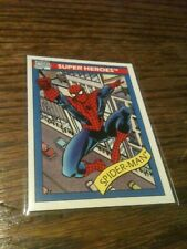 1990 Marvel Universe Series 1 Super Heroes #29 Spider-man MINT Peter Parker L@@K
