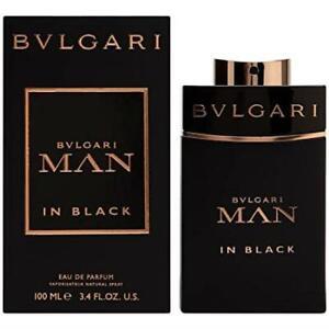 Bvlgari Man in Black Perfume 3.4oz / 100ml EDP Spray *NEW IN SEALED BOX*