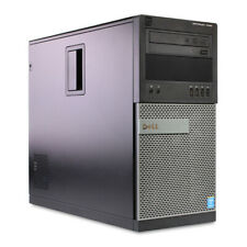 Dell OptiPlex 7020 MT PC Intel Core i5-4590 3,3GHz 8GB RAM 128GB SSD