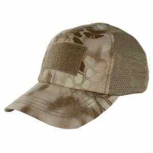 Condor Tactical Mesh Cap Hat - Kryptek Nomad -  TCM-024