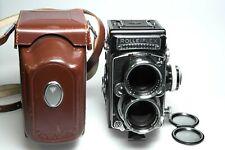 Tele Rolleiflex + Zeiss Sonnar 135mm F4 + Case --- EXCELLENT --- LIKE NEW ---