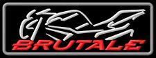 MV Agusta Brutale bike 675 800 920 1090 RR iron-on Aufnäher patch