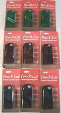 32 x Electric Flameless Cigarette Lighters Battery New Vintage Original Package