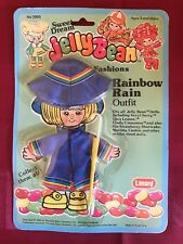 1982 Jellybean Fashions Doll Clothing Clothes Jogger Outfit x 3 Lanard Sealed